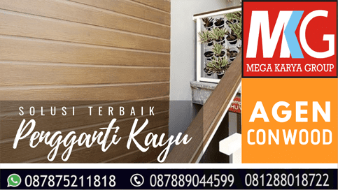 harga pagar conwood model ukuran deck